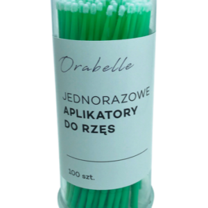 zielony bg 300x300 - Aplikatory do rzęs 2mm